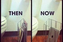 then + now