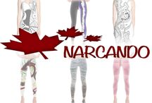 Narcando Clothing By Canadian's - Canada has amazing design's! Narcando