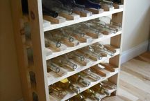 Wine rack / Wine rack
