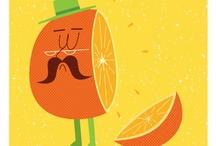 Food/Drink Illustration / by Nosh Creative