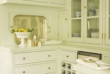 Kitchen Cabinets / by Amber Lindquist Baum-Wolfe