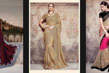 Designer Sarees / Get various updates and information of online sarees, lehengas, designer sarees, and more.