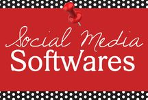 SOCIAL MEDIA SOFTWARES / Managing multiple social media sites isn't an easy process if you're still logging in and out of each profile. Your social savior is here! This page board is full of unique solutions to help manage your social media sites and even social selling.  / by PuTTin' OuT Social Media Marketing