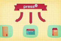 Video / #billboard #design #tipography #press