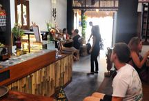 Images you can eat / The food from The Seeds of Life Raw Food Cafe & Tonic Bar - Ubud