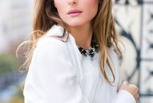 Olivia Palermo / by Amanda Bangle