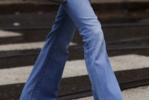 FLARE JEANS / by Carmen Martin