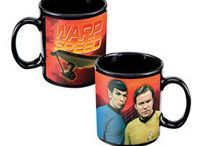 Gifts for the Star Trek Fan / VANDOR – WHERE LEGENDS LIVE  Making retro cool since 1957, legends live on at Vandor - suppliers of hip and functional products for fans of all ages.  For more than 55 years, Vandor has set new standards in the design and marketing of licensed consumer goods that uphold the integrity of legendary properties.  #StarTrek #Trekkie #Products #Gifts #VandorLLC