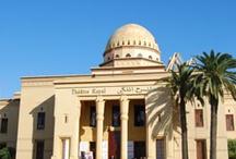 Marrakesh Biënnale / Bekijk de beeldverslagen op www.kunstbeeld.nl                    foto's: Roos van Put