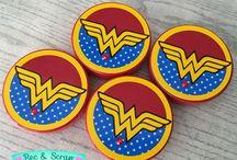 Wonder women party