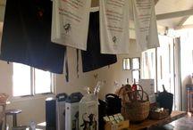 Best Wineries / Cellar Door Tea Towels / Wineries and cellar door branding printed onto a tea towel