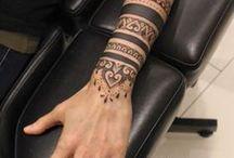 Tattoos handgelenk