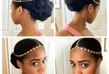 Natural Hair Styles for Fall