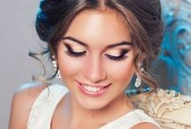 Bridal Makeup - late 1950/ Early 60s Inspired