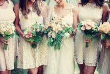 Lace Wedding Trend / by {AO3} DESIGNS
