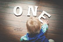 Braxton's 1 year session / by Bonnie Clinton