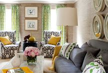 Design - Living Area / by Kelly Fordham