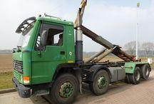 T VOLVO TRUCKS FL7/FL10/FL12 (4) / Trucks of the brand Volvo,series FL .