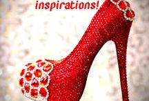 The Shoes Factor! On MyRubyHeels. / Shoes! Shoes! Shoes!