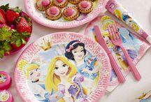 Princess Theme Party Ideas