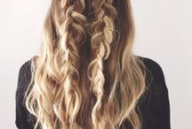 Hair / the prettiest hairstyles