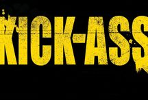 Kick-Ass / Kick-Ass is a creator-owned comic book series written by Mark Millar and illustrated by John Romita, Jr. It is published by Marvel Comics under the company's Icon imprint.