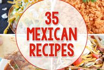 Mexican recipes / All things Mexican