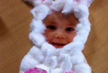 lapin photo enfant