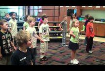 Children activities on classical music
