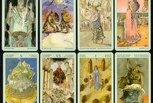 Tarot / Beautiful cards
