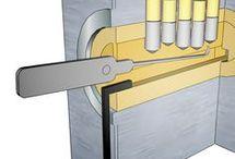 wytrych otwieranie zamków