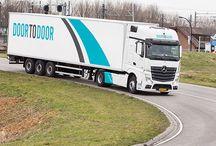 Door to Door Cargo / Door to Door Cargo