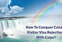 Caips for Canada Visitor Visa