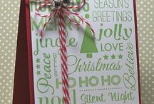 Seasonal Cards, Crafts, and Scrapbooking / by Rebecca Gagnon
