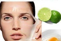 remedios para el rostro