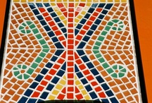 Mozaik ve Ahşap