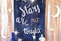 star decorations