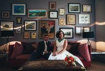 Wedding inspiration shoots