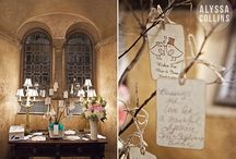 Reception & Event Details / Little details to make each event unique!  / by Dresser Mansion