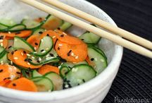 Salada japonesa