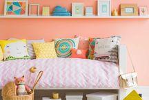 Kinderzimmer-Inspirationen / Wir lieben das Kinderzimmer. Hier geht es um Interieur, Farbe und Deko
