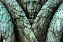 Angels, Statues, & Cemetery Stuff! / by Michele Privett-Brown