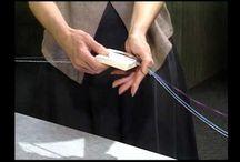 Tissage tablettes