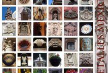 Detalles Arquitectura / Puertas, Ventanas, Escaleras, Balcones  Door, Windows, stairs, Balcony