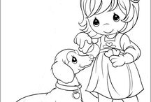 Spca colouring pages