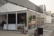 Catering Tent - Luxury Wedding Tent