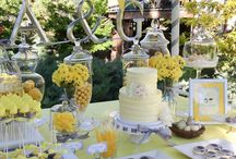Yellow&Gray Wedd