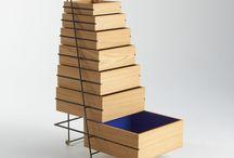 estantes / soportes / by Olga Acosta