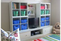 Makenzie's playroom / by Lauren Bedford