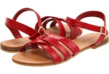 Red Sandals I want